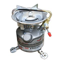 coleman feather 442 stove