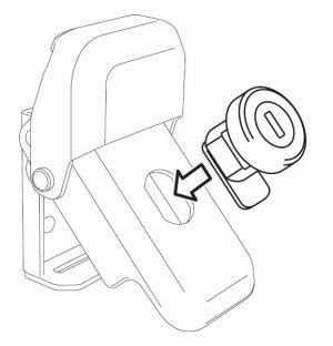 trax cilindersloten