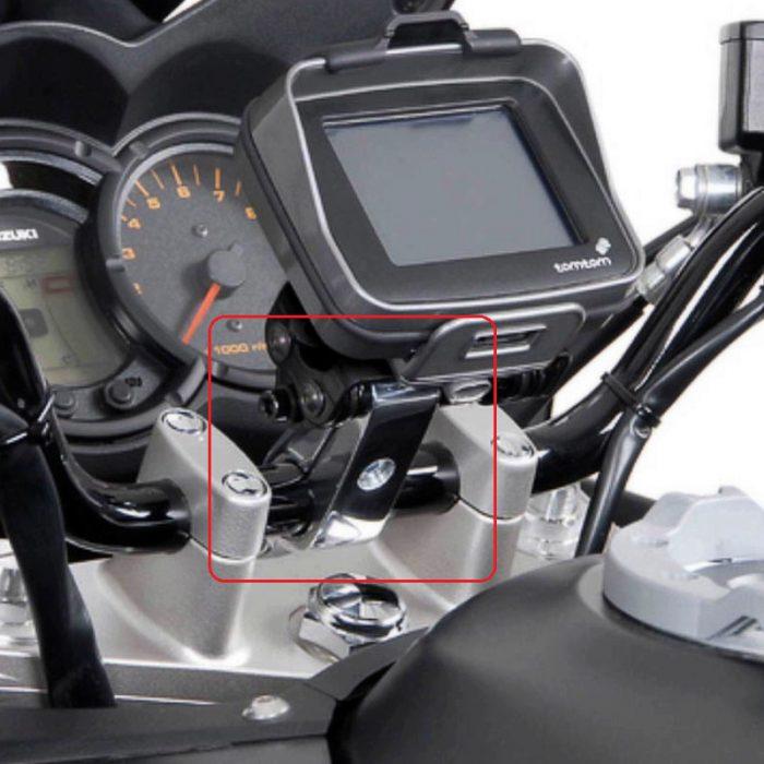 nonshock GPS stuurbevestiging