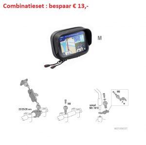 Navi Case Pro M incl GPS bevestigingskit
