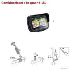 Navi Case Pro L incl GPS bevestigingskit