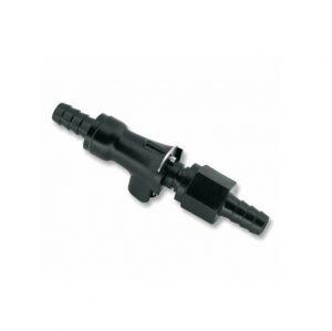 Benzineslang Quick Release Dual 6 mm